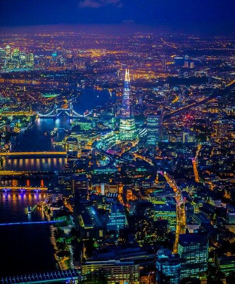 Nakts Londonā