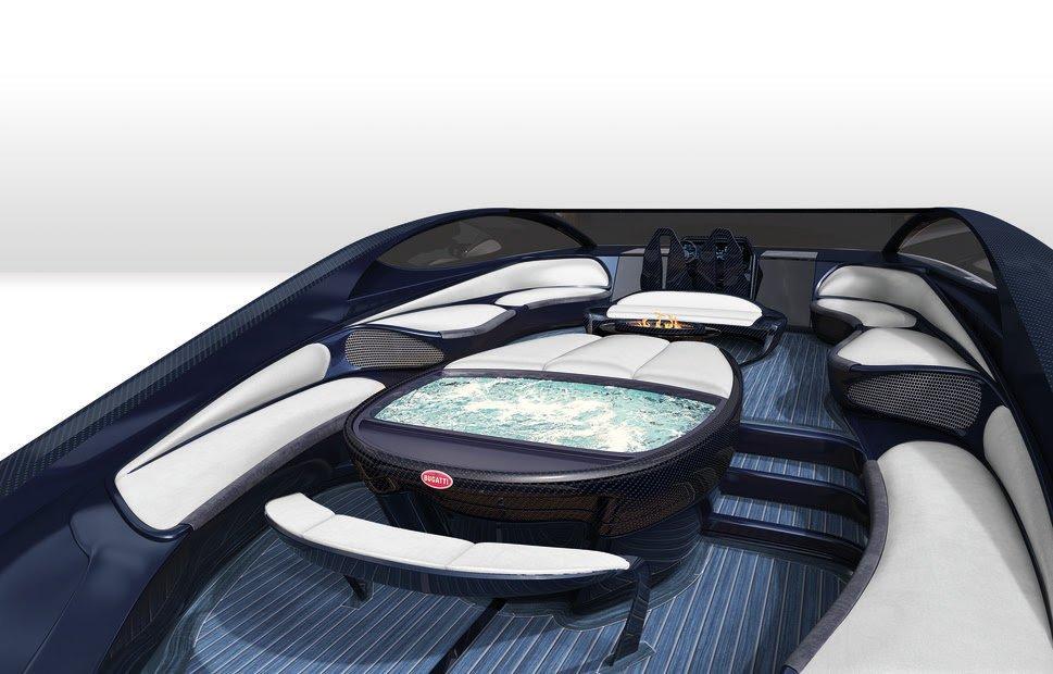Яхта Bugatti Niniette 66 — для тех, у кого остаются деньги после покупки Bugatti Chiron