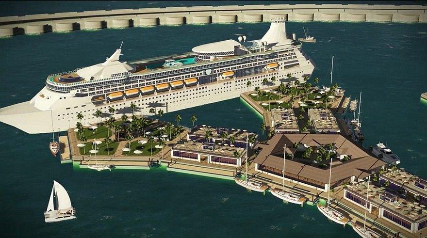 Первый в мире плавающий город появится в 2020 году. И вот как он будет выглядеть!