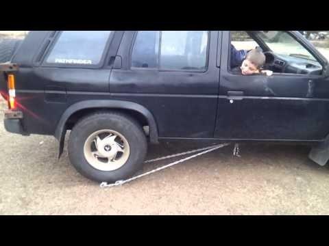Kā iziet no situācijas ja mašīnai nav atpakaļgaitas!...
