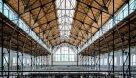 Ieskats atjaunotajā Āgenskalna tirgus paviljonā; tirgotāji varēs pieteikties jau septembrī