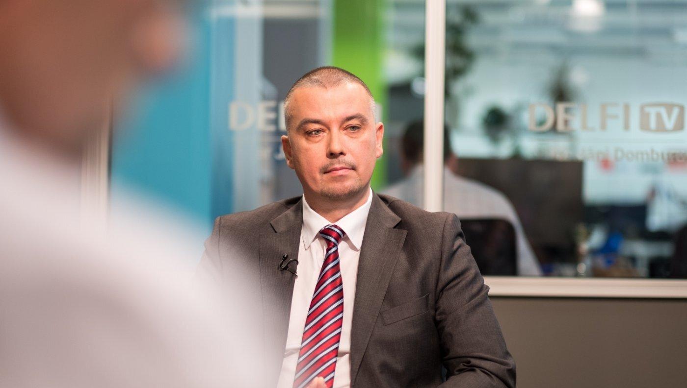 'Delfi TV ar Jāni Domburu' – atbild KNAB priekšnieks Jēkabs Straume. Pilna intervija