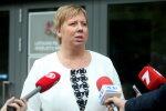 Pētersonei-Godmanei valsts piedāvājusi startēt konkursā uz Austrumu slimnīcas vadītājas amatu