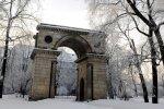 Par 94 tūkstošiem eiro restaurēs Aleksandra triumfa arku