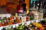 ФОТО: Ярмарка на Домской площади по случаю праздника урожая