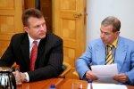 'Rīdzenes sarunas': Saeima izveido parlamentārās izmeklēšanas komisiju