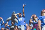 Foto: Kuldīgā noslēgusies 'Young Media Sharks' nometne