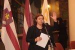 Antāne Ventspilī dibina jaunu partiju 'Laiks pārmaiņām'