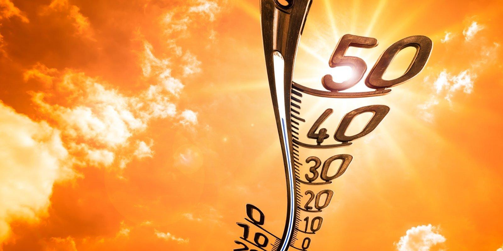 Мы близки к точке невозврата. Метеоролог Светлана Анискевич о том, что стоит за аномальной жарой в Латвии
