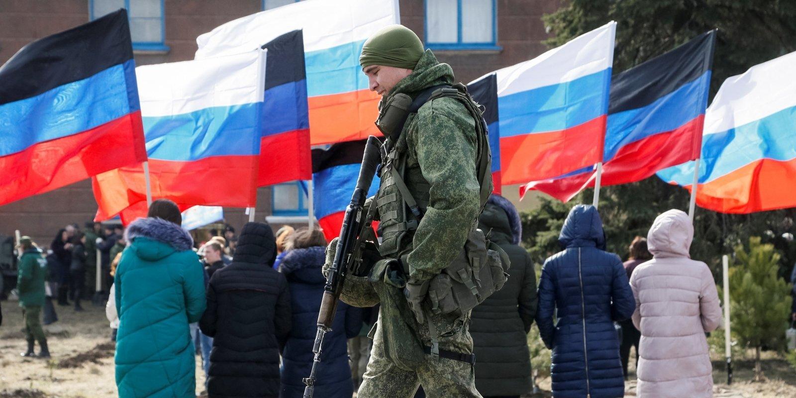 Krievijas revizionisms un militārā veiklība: karš Donbasā tuvojas septītajai gadadienai