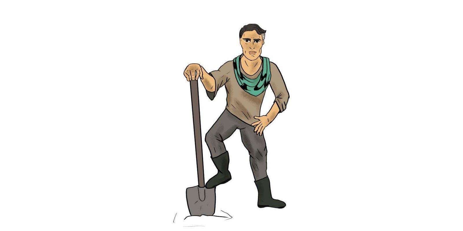 'Delfi Bizness' komikss: Kā izskatās 21. gadsimta fermas un raktuves