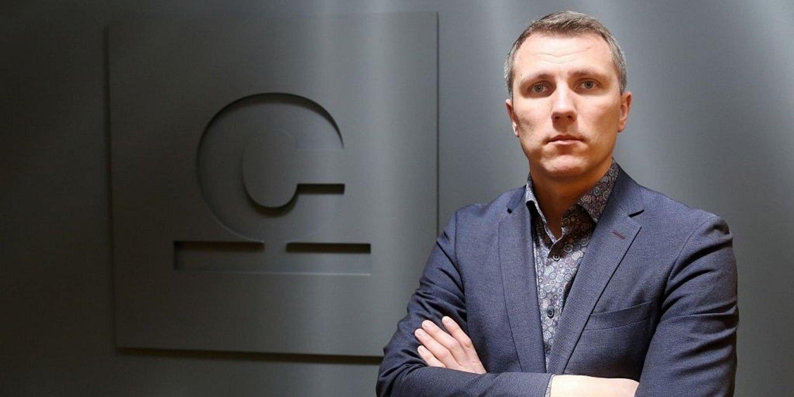 Personība biznesā: datortehnikas tirgotāja 'Capital' valdes loceklis Ivars Šulcs