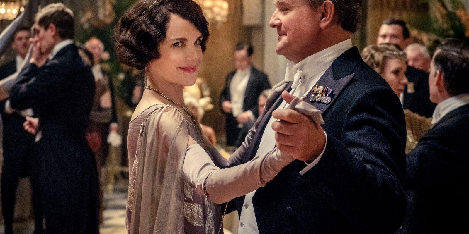 'Dauntonas abatija' ar jauno filmu pie skatītājiem atgriezīsies Ziemassvētkos