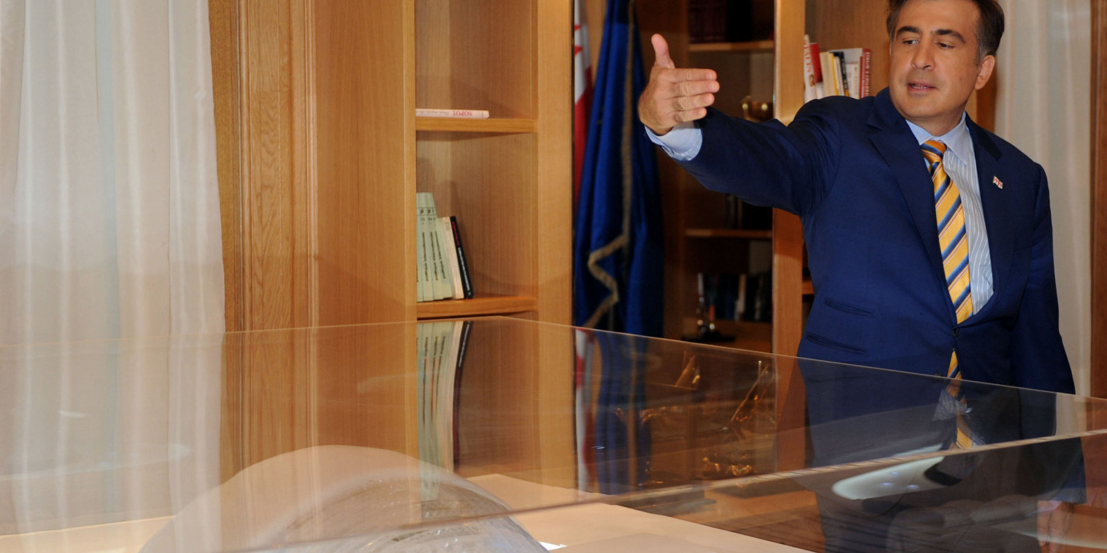 Atis Klimovičs: Saakašvili atgriešanās jeb Gruzijā bija un būs 'interesanti'