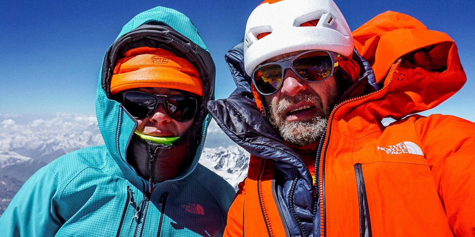 Не дай вам бог так работать, как мы отдыхаем. Как живут альпинисты Кристап и Кристине Лиепини