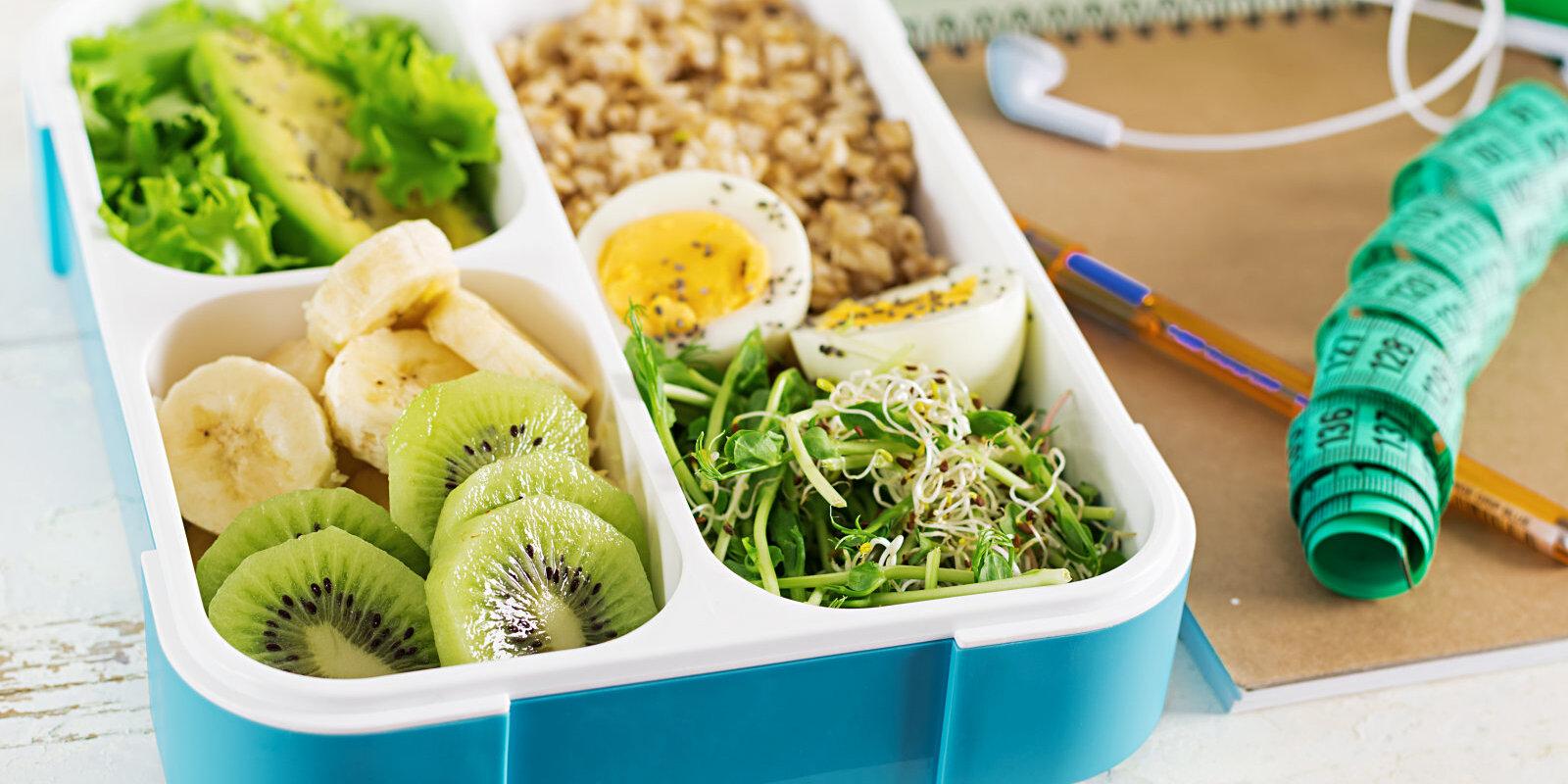 Gudrā maltīšu plānošana – tievētāji pievēršas 'Food box' principam