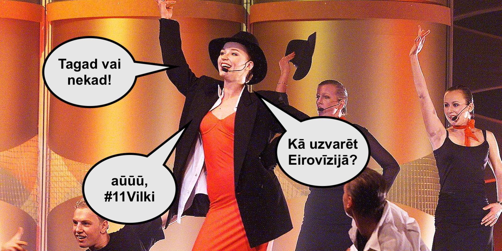 'Cehs.lv': Kā uzvarēt 'Eirovīzijā' un 'What's up Bulgaria' – ironijas mācībstunda