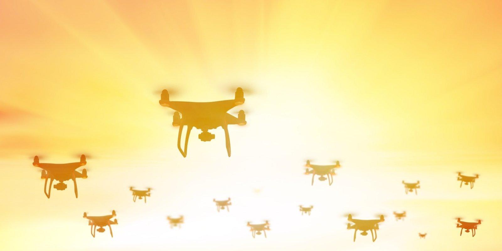 На взлете. Как латвийские разработчики дронов пытаются покорить мировой рынок