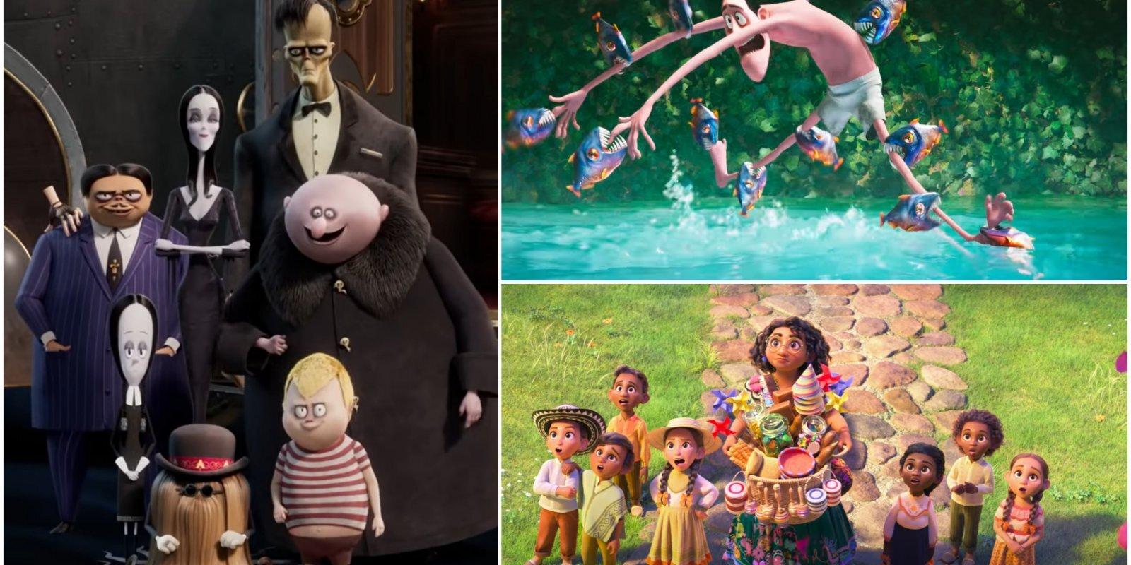 Treileri klāt! Trīs animācijas filmas, kas patiks arī pieaugušajiem