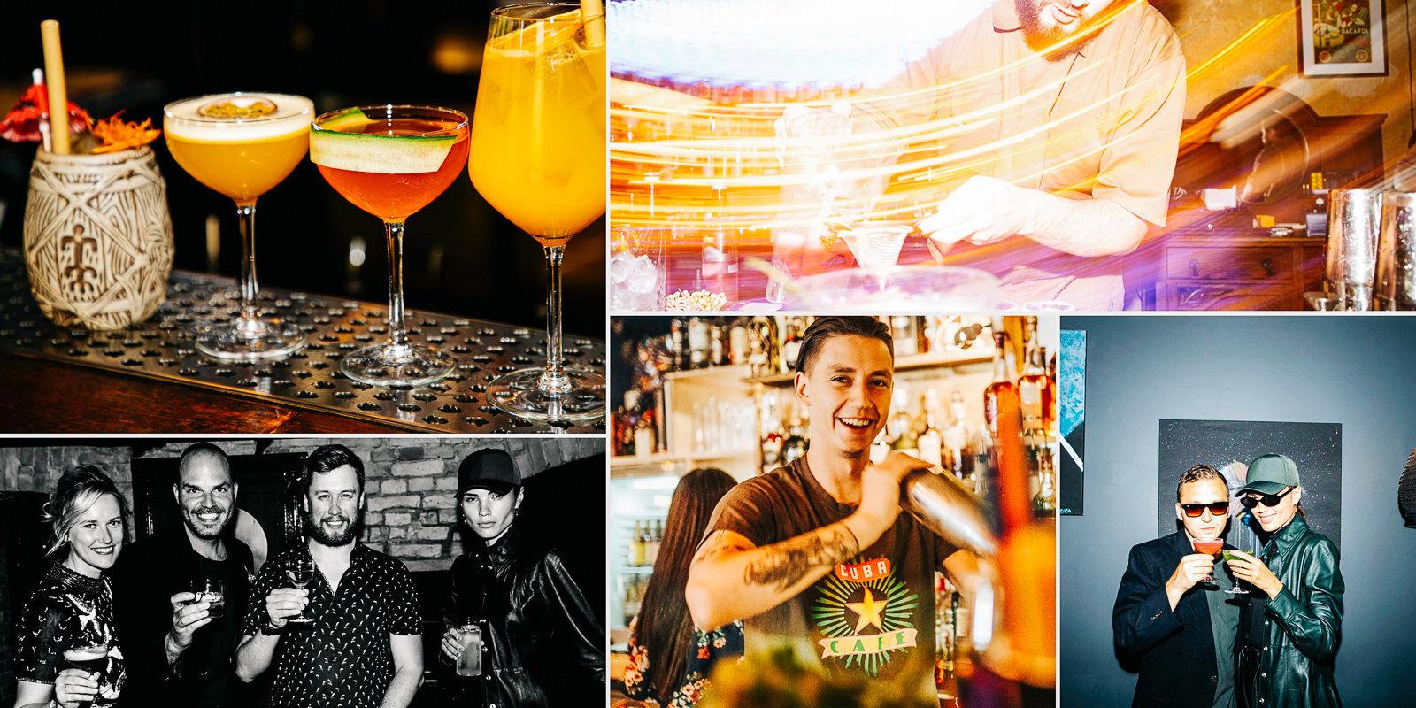 Ищем идеальный коктейль на выходные: прогулка по пяти рижским барам