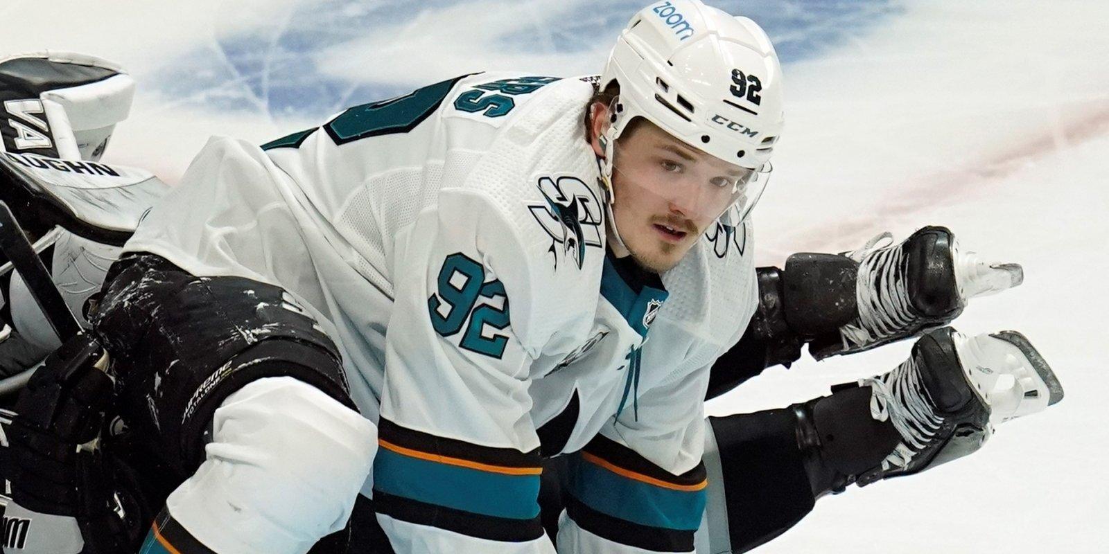 Iecirst nagus NHL. Rūdolfa Balcera svarīgākā sezona karjerā