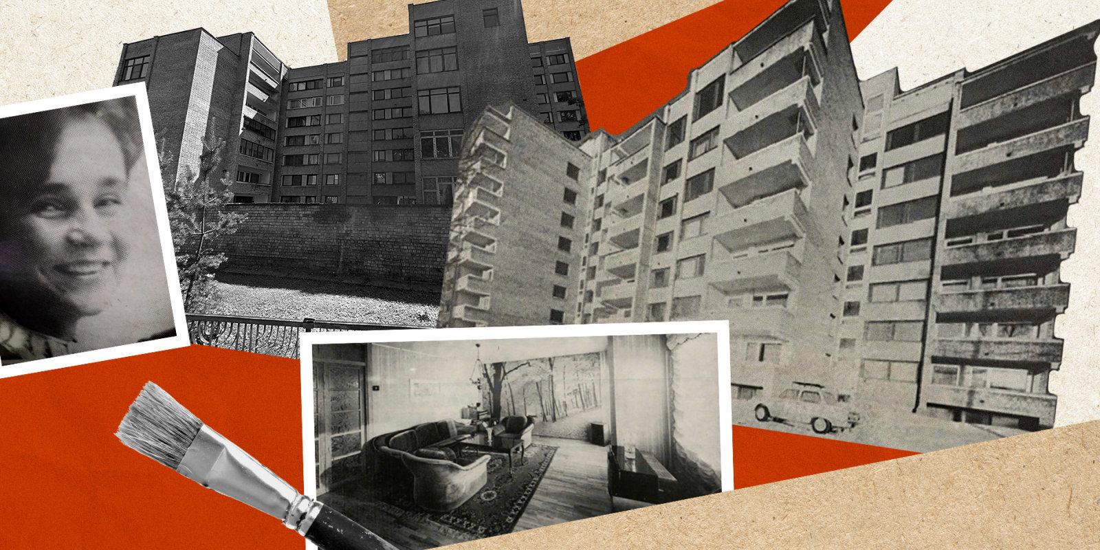 Milzu dzīvokļi un ambīcijas – komponistu un mākslinieku dzīvojamajā namā Āgenskalnā