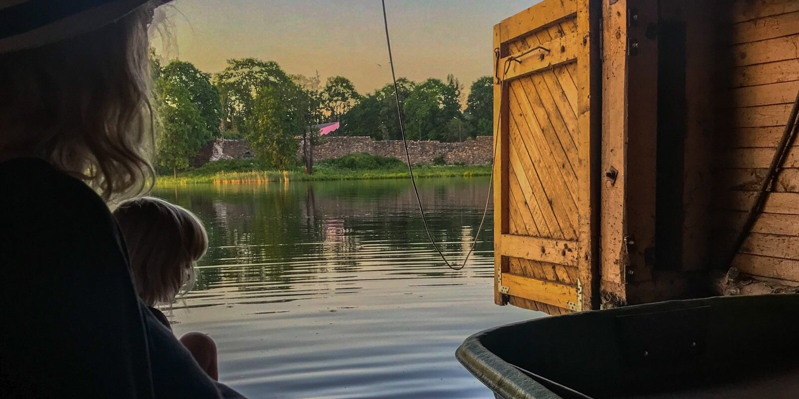 Кому нужен душ, если ты живешь на озере? Как сарай в Алуксне превратился в элегантный лодочный домик