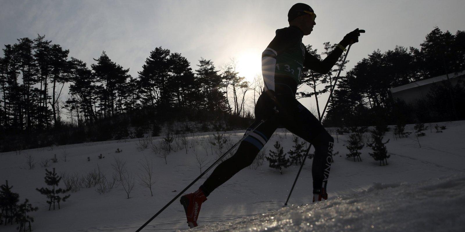 Dopinga 'Ģenerālis'. Igaunijas sporta lepnums ar seju dubļos