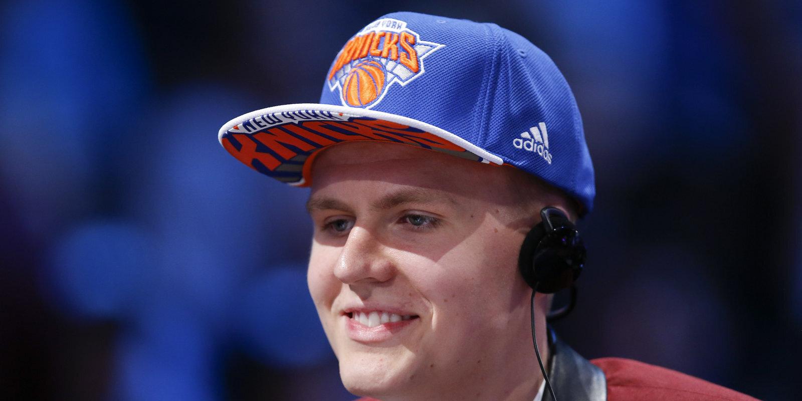 Porziņģis pret 'Knicks': 'mīlnieku' pirmā tikšanās pēc 'šķirtās laulības'