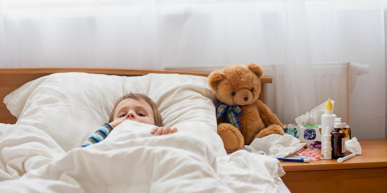 Bez slimošanas nav imunitātes? Kā izolēšanās ietekmējusi spēju atvairīt vīrusus