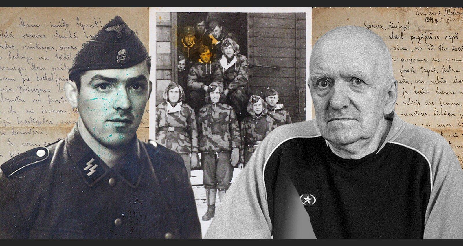 Dēls joprojām cenšas noskaidrot 2. pasaules karā pazudušā tēva likteni