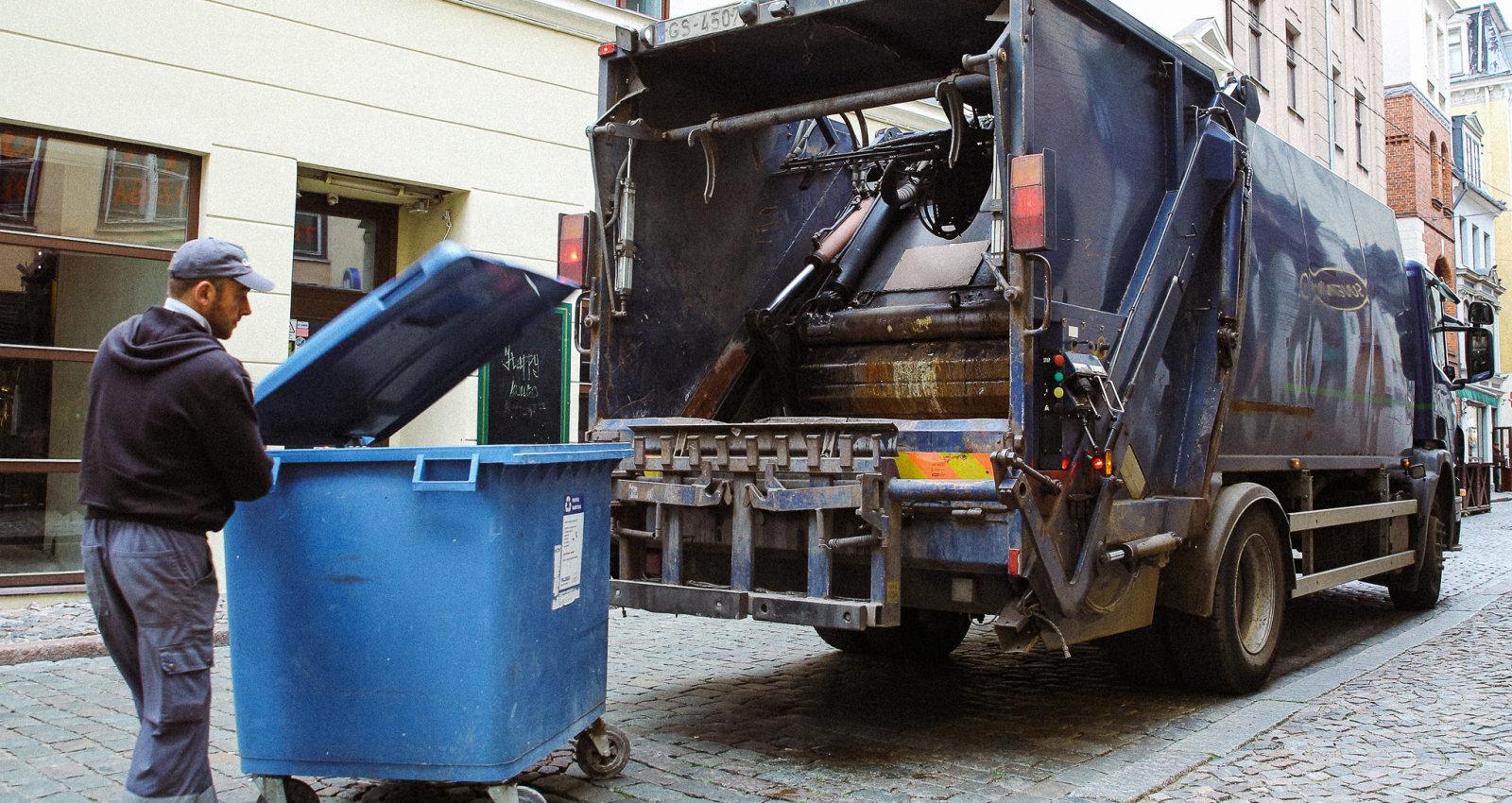 Vai, šķirojot atkritumus, iespējams atteikties no maksas konteinera
