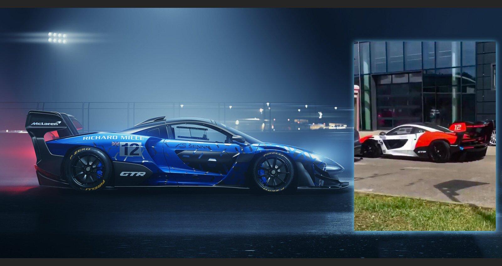 Pasaulē tikai 75 un viens no tiem Latvijā – 1,8 miljonu eiro 'McLaren Senna GTR'