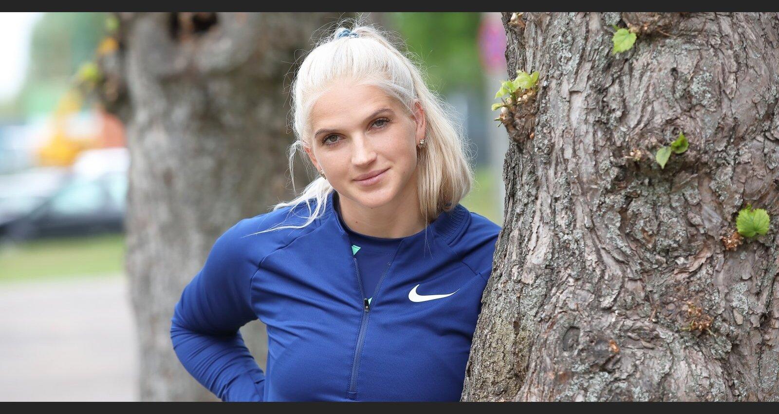 Līna Mūze: pēc traumas no meitenes kļuvu vairāk par sportisti