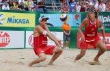 Samoilovs/Šmēdiņš zaudē Polijas 'Grand Slam' turnīra finālā
