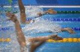 Tokijas olimpiskajās spēlēs iespējami jauni medaļu komplekti peldēšanā