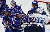 Karsuma Maskavas 'Dinamo' zaudē SKA otrajā Rietumu konferences pusfināla spēlē