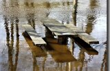 Siguldā joprojām plūdi