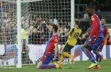 Grimstošā 'Arsenal' Londonas derbijā kapitulē 'Crystal Palace' futbolistiem