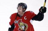 'Senators' kapteinis Alfredsons palīdzēs Zviedrijas hokeja izlasei pasaules čempionātā