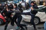 Турецкая полиция обстреляла резиновыми пулями демонстрантов у редакции Zaman