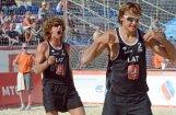 Abi Latvijas pludmales volejbola dueti kvalificējušies Londonas Olimpiskajām spēlēm