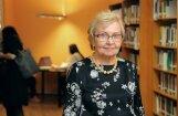 LU Sociālo zinātņu fakultāte cildina profesori Skaidrīti Lasmani