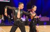Latvijas pāris sasniedz pusfinālu pasaules čempionātā U21 grupā Latīņamerikas dejās