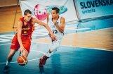 Latvijas U-18 basketbolistiem vēl viens zaudējums un EČ būs jācīnās par priekšpēdējo vietu