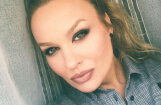 Dziedātāja Dināra Rudāne slepus apprecējusies