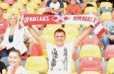 Veiksmes gadījumā Jūrmalas 'Spartaks' UEFA Eiropas līgas kvalifikācijā pretiniekos dabūs Glāzgovas 'Celtic' vai Atēnu AEK