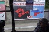 Krimu atgūsim, bet tas nebūs vienkārši, paziņo Porošenko