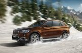 BMW speciāli ķīniešiem pagarinājis 'X1' apvidnieku