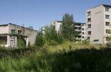 В бывший военный городок в Скрунде начнут водить экскурсии